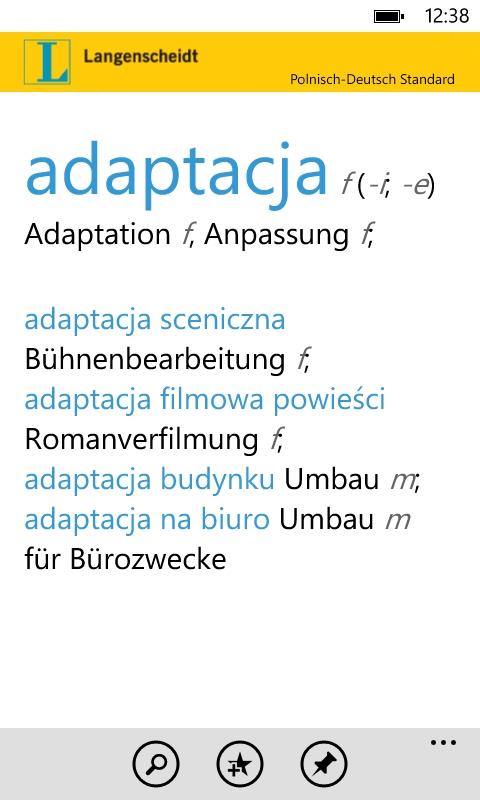 woerterbuch deutsch polnisch frau